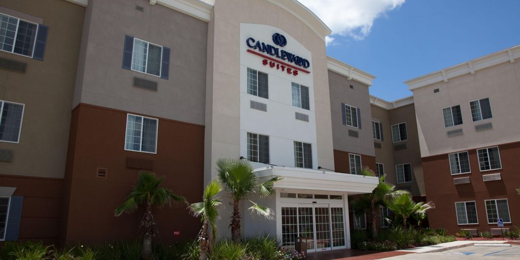 Alexandria Hotels Candlewood Suites Extended Stay Hotel In Louisiana