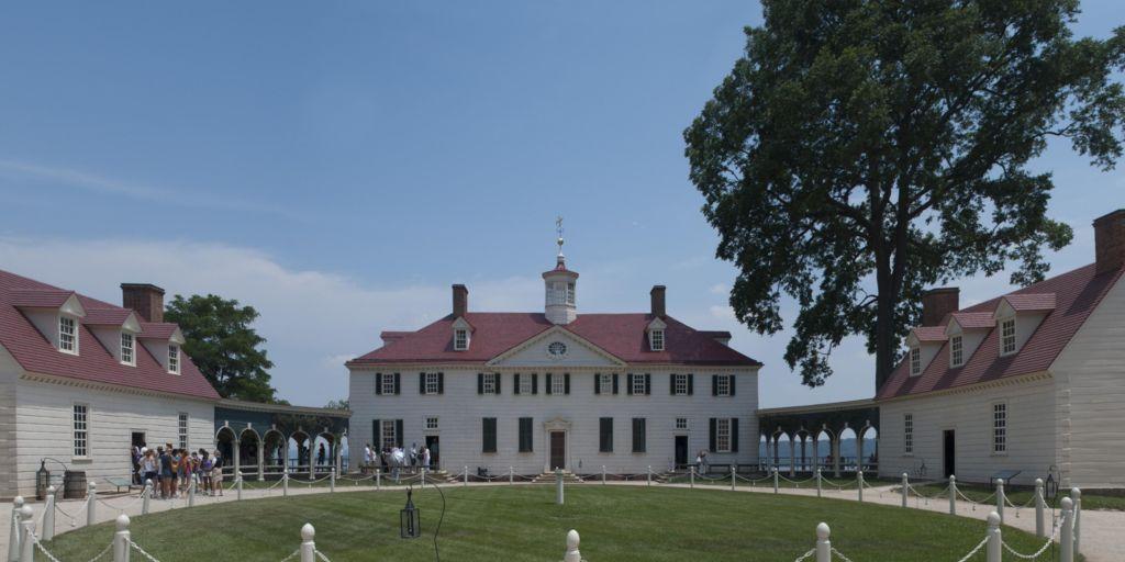 Visit Mount Vernon The Home Of President George Washington