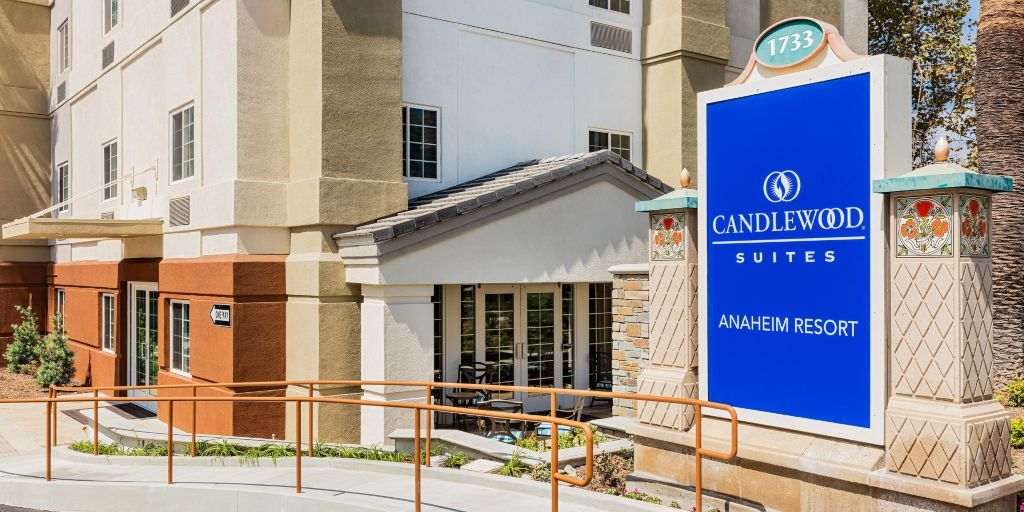 anaheim Hotels: Candlewood Suites Anaheim - Resort Area - Extended ...