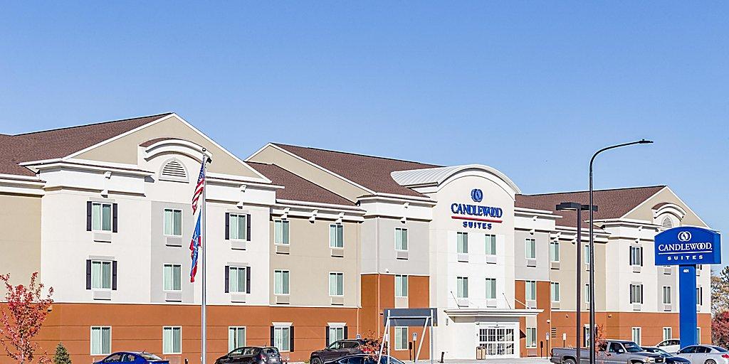 Bemidji Hotels Candlewood Suites Bemidji Paul Bunyan