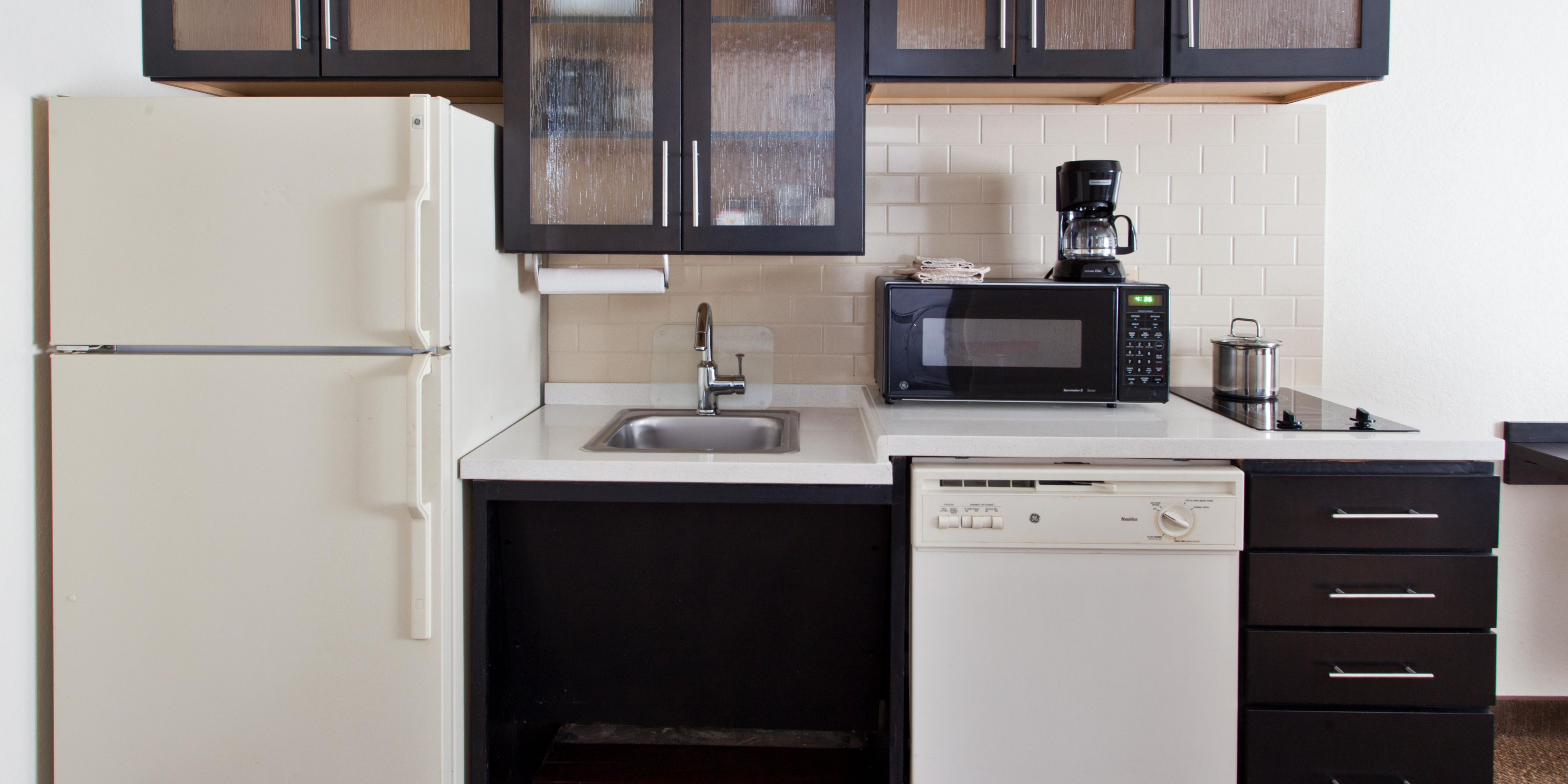 ADA/Handicapped Accessible Kitchens For Your Convenience!