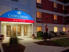 Candlewood Suites Boston-Braintree in Mansfield, Massachusetts