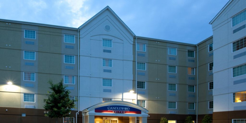 Sc Welcome Home To The Candlewood Suites Fort Jackson