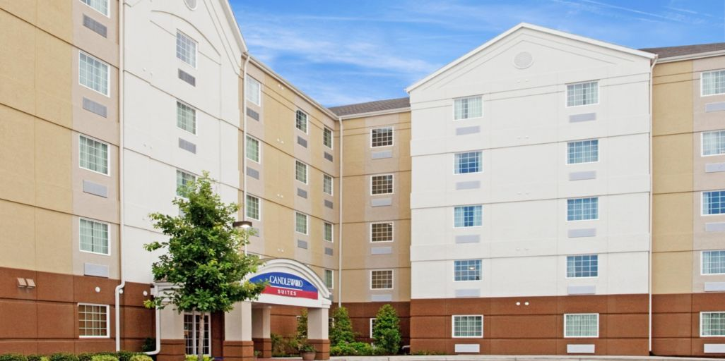 Columbia Hotels Candlewood Suites Ft Jackson Extended Stay Hotel In South Carolina