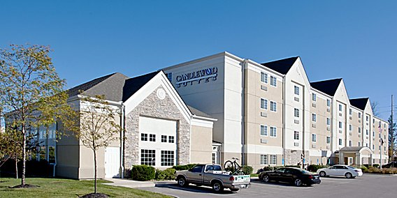 Columbus Hotels Candlewood Suites Polaris Extended Stay Hotel In