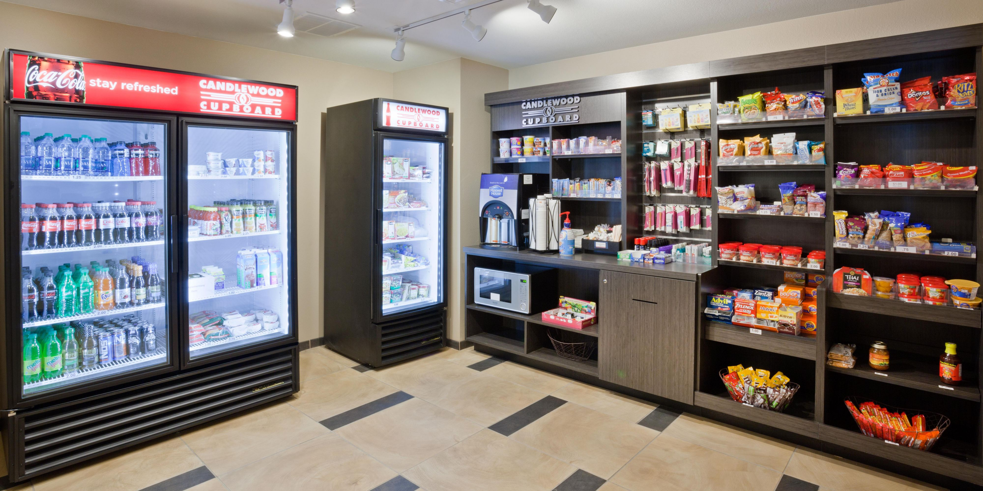 Furniture Stores In Dickinson Nd #17: Candlewood Cupboard - Candlewood Suites Dickinson ND