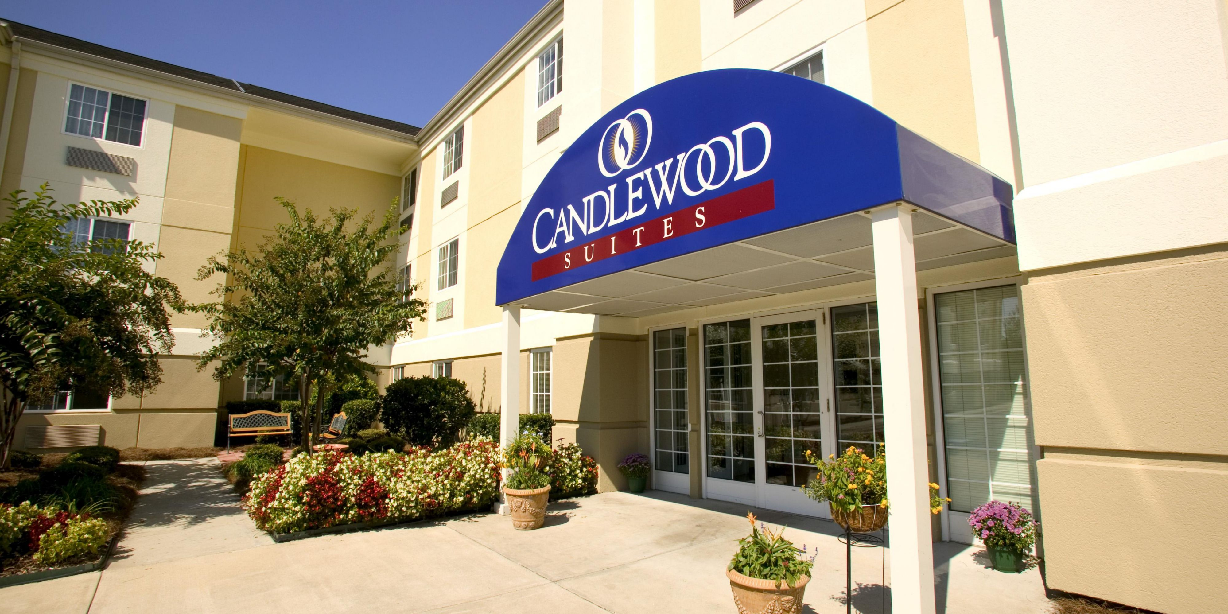 Welcome To Candlewood Suites!