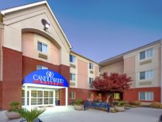 Candlewood Suites Durham-Rtp in Mebane, North Carolina
