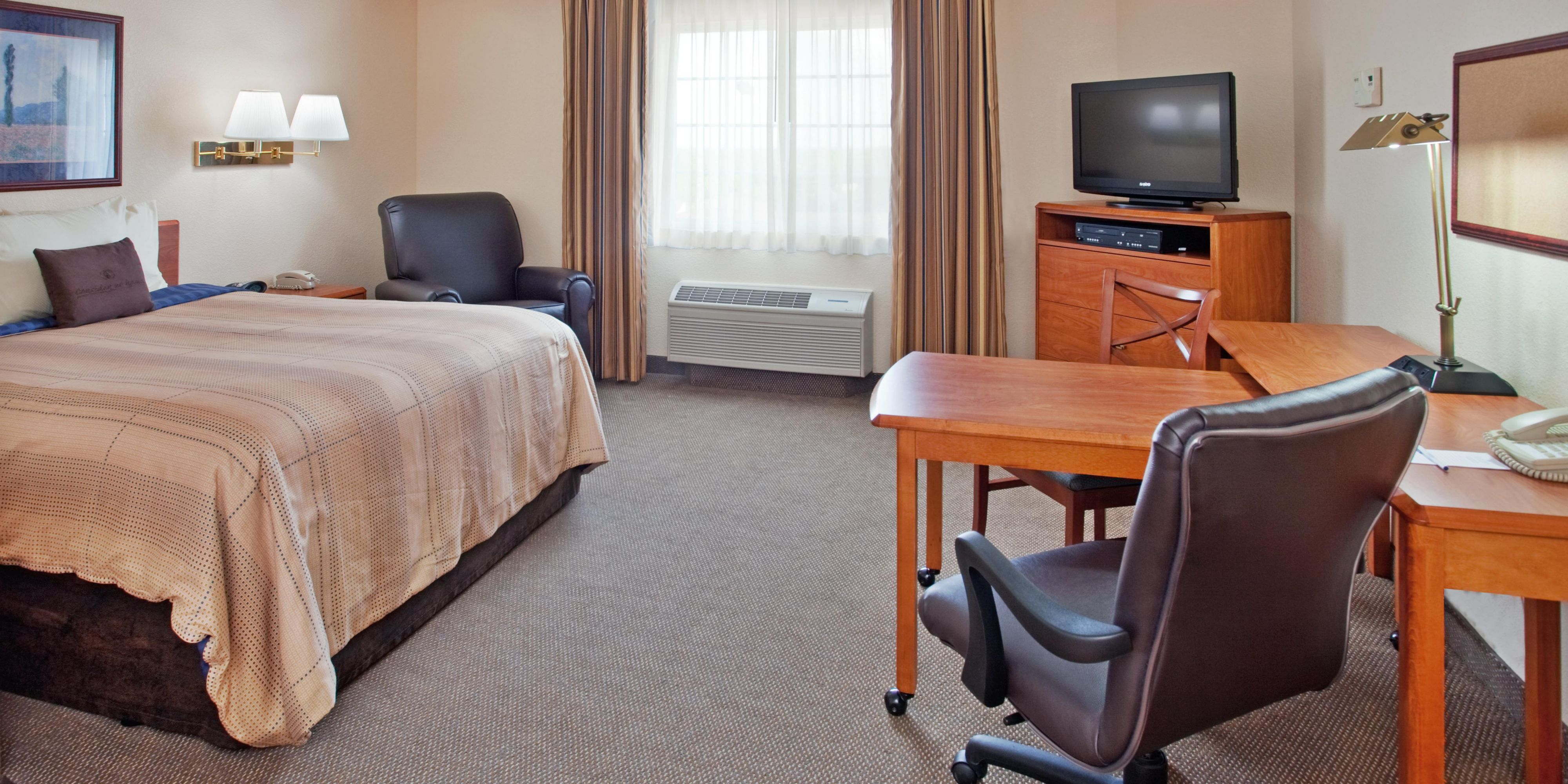Emporia Hotels: Candlewood Suites Emporia   Extended Stay Hotel In Emporia,  Kansas