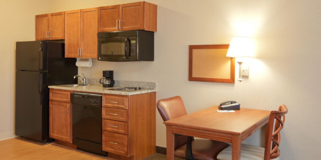 Enterprise Hotels Candlewood Suites Extended Stay Hotel In Alabama