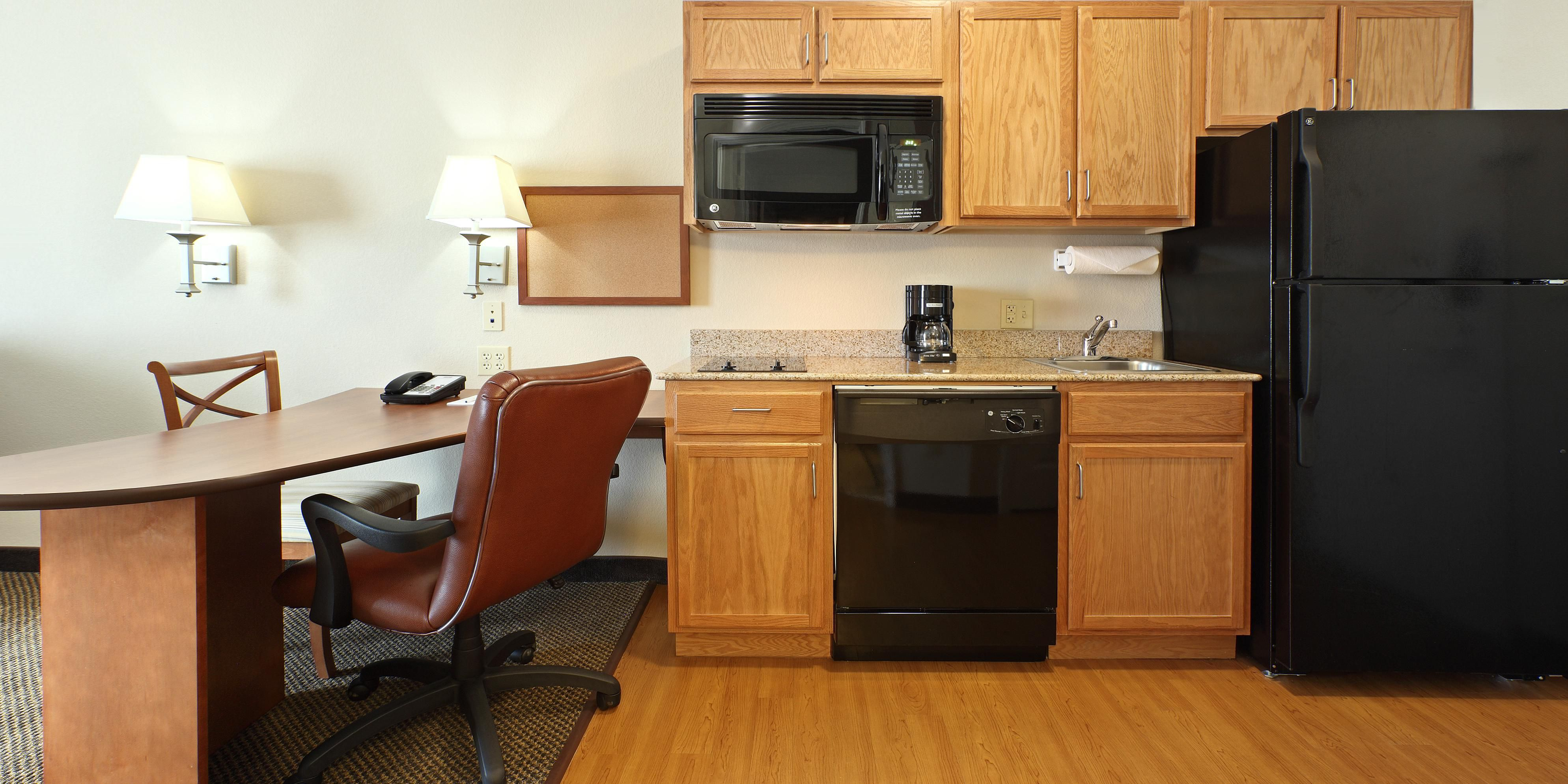 Fort Smith Hotels: Candlewood Suites Fort Smith   Extended Stay Hotel In Fort  Smith, Arkansas