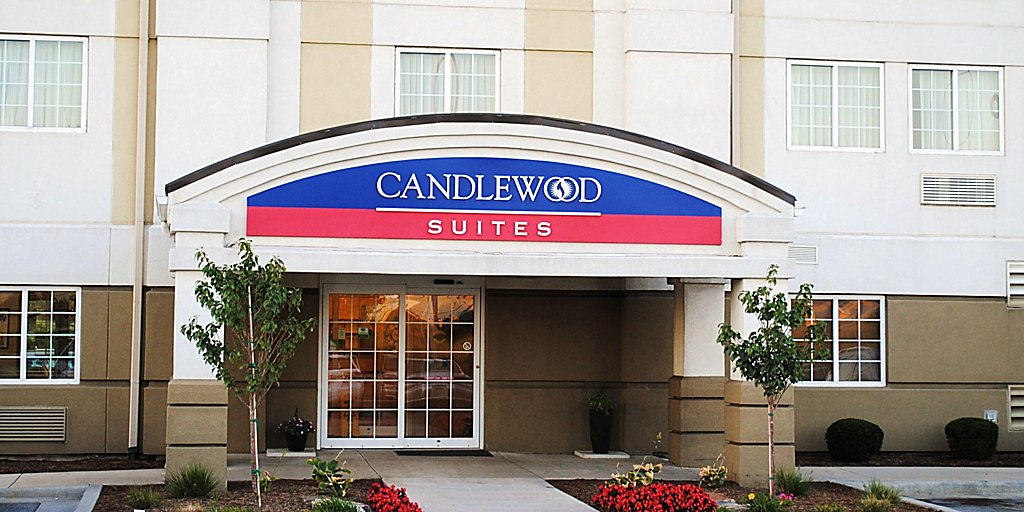 Candlewood Suites Fort Wayne - Nw - Extended Stay Hotel in ...