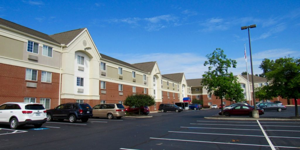 Candlewood Suites Columbus Airport Extended Stay Hotel In Gahanna