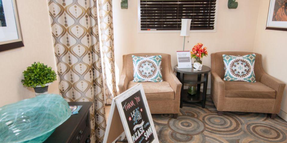 hotel lobby photo - Garden Grove Nursing Home