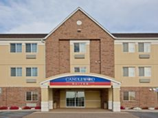 Candlewood Suites Indianapolis - South in Shelbyville, Indiana