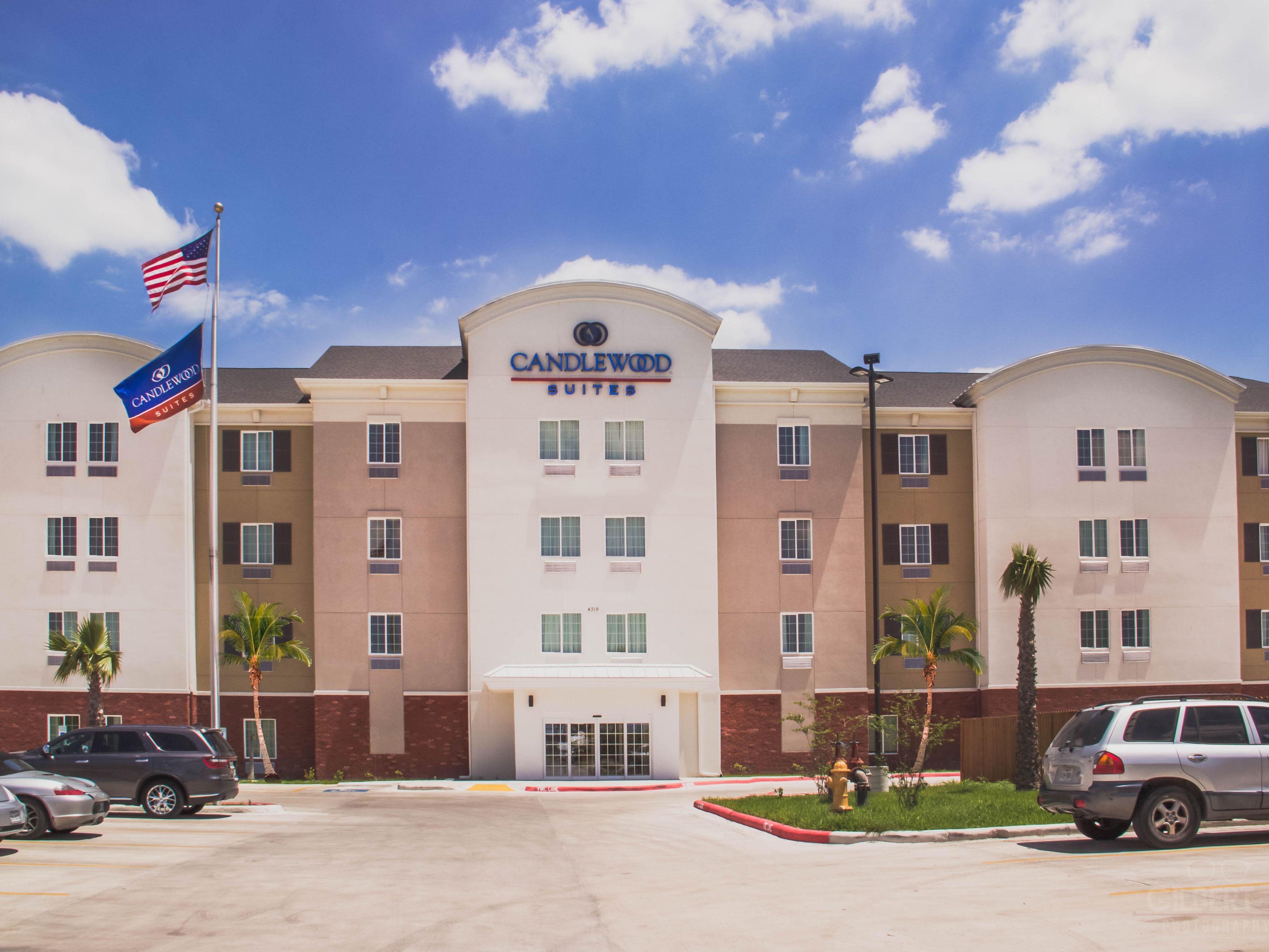 Harlingen Tx Hotels Candlewood Suites Harlingen Ihg
