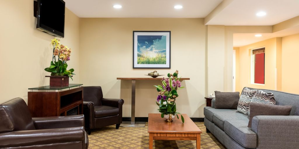 Hawthorne Hotels Candlewood Suites Lax Extended Stay Hotel In California