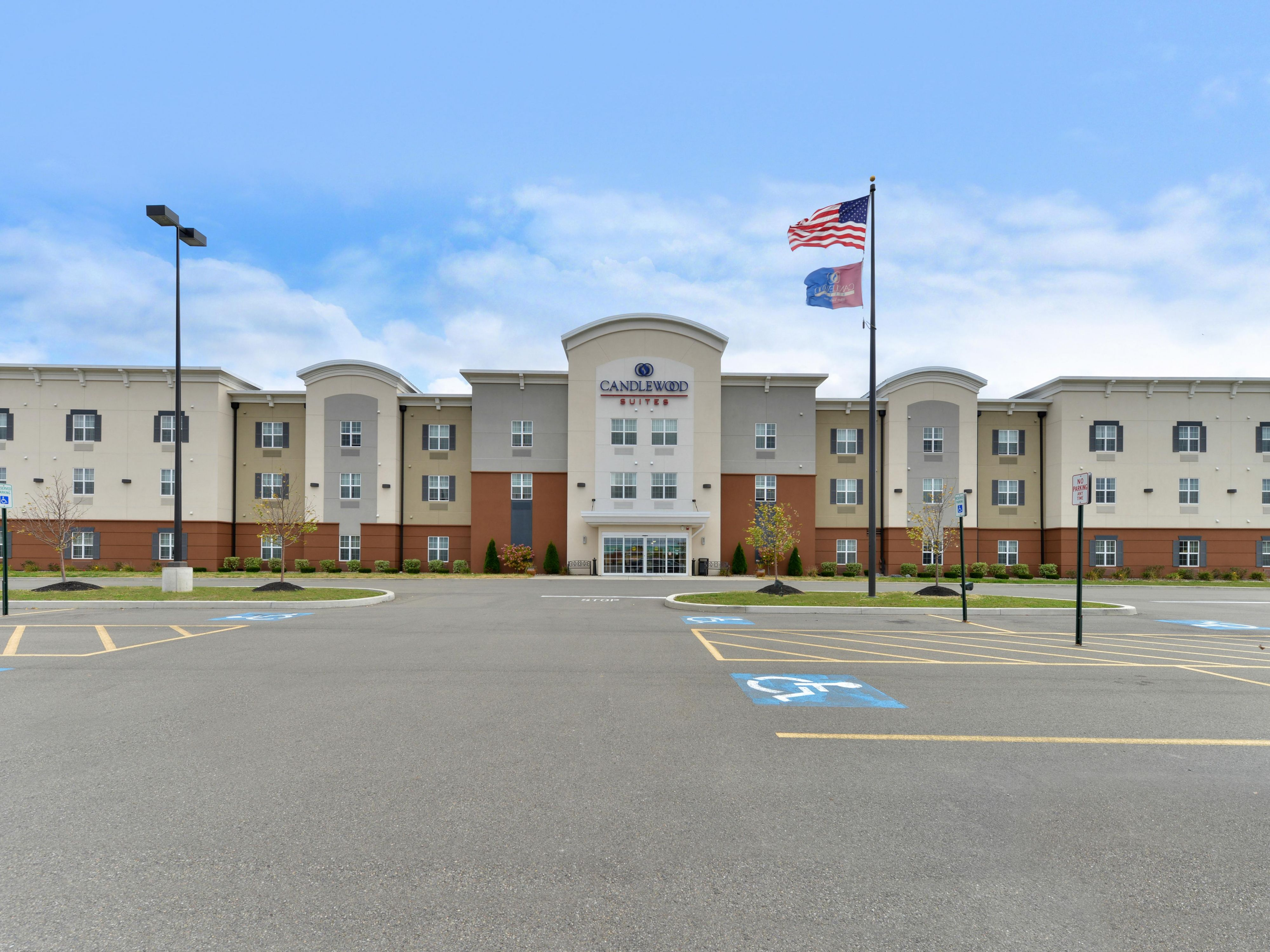 Candlewood Suites Horseheads - Elmira - Extended Stay ...