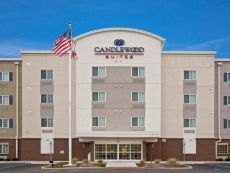 Candlewood Suites Indianapolis East in Shelbyville, Indiana