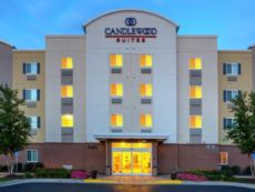 Candlewood Suites Indianapolis Northwest in Lebanon, Indiana