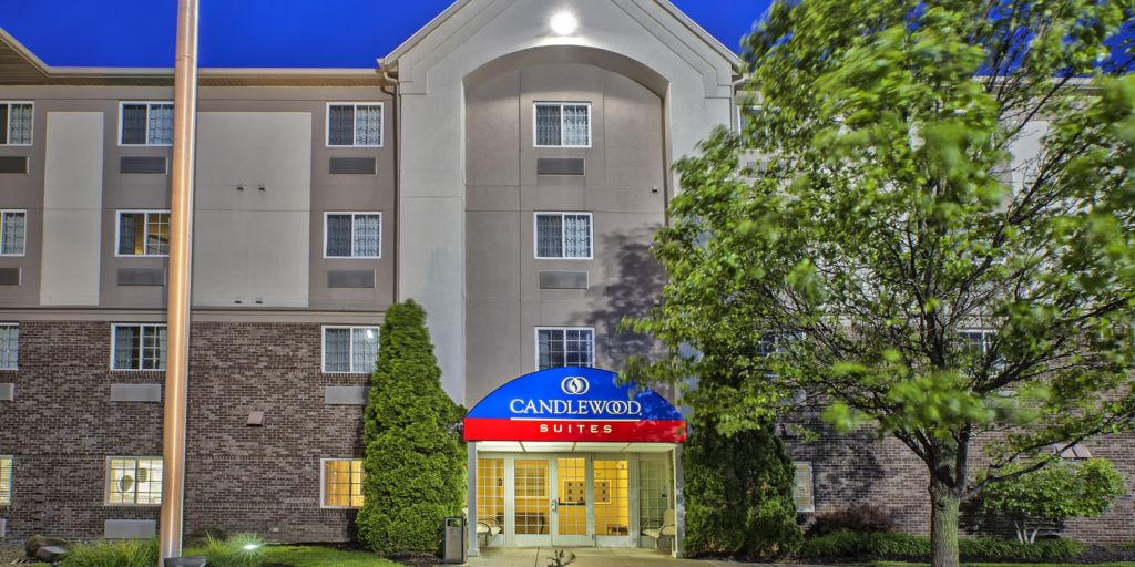 Indianapolis Hotels Candlewood Suites Extended Stay Hotel In Indiana