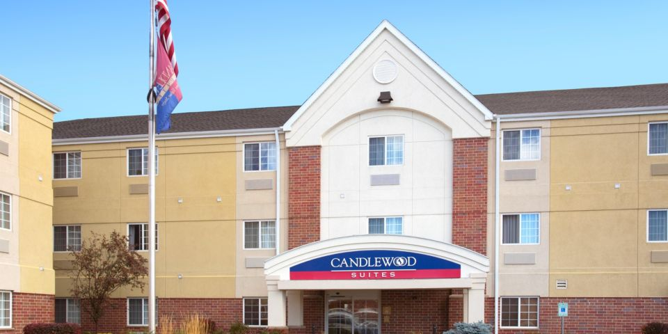 Kenosha Hotels Candlewood Suites Extended Stay Hotel In