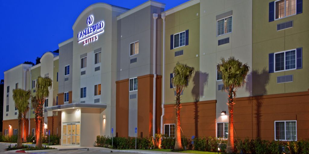 Kingwood Hotels Candlewood Suites Houston  Kingwood  Extended