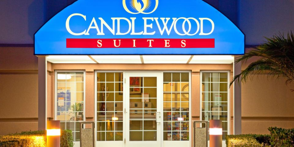 Candlewood Suites Irvine East Lake Forest Hotel Exterior