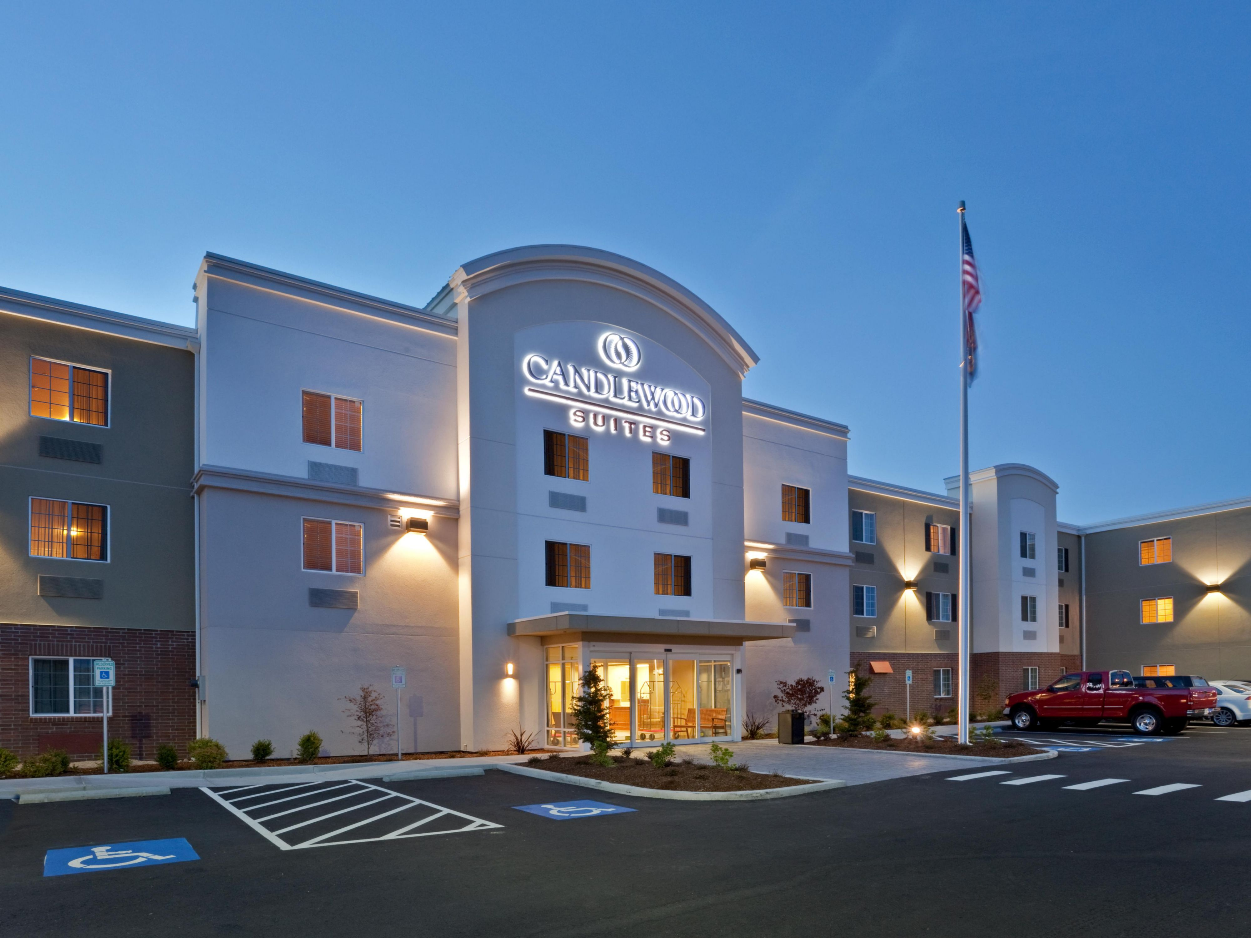 Lakewood Hotels Candlewood Suites Lakewood Extended