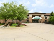 Candlewood Suites East Lansing in Charlotte, Michigan