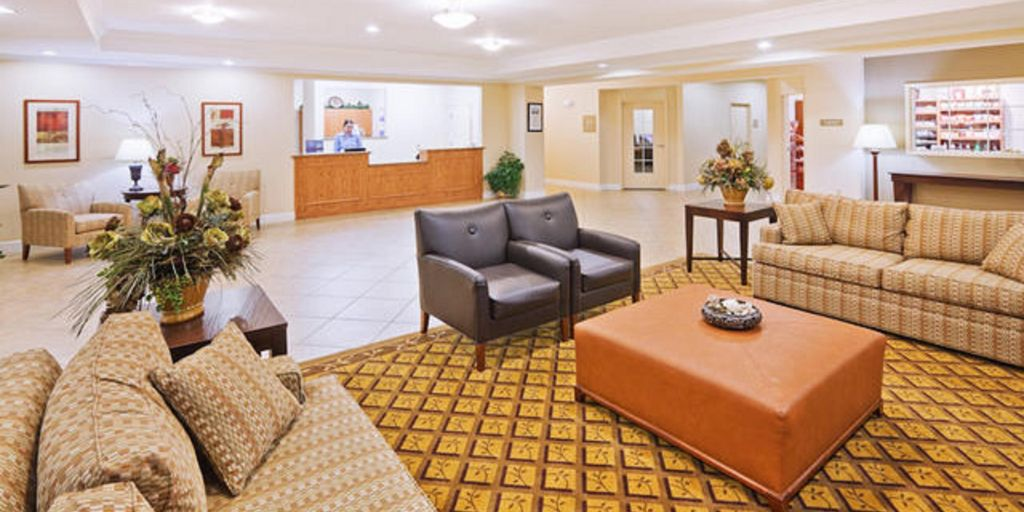 Lawton Hotels Candlewood Suites Fort Sill