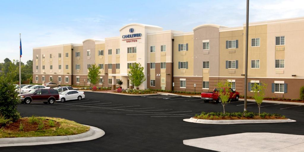 Candlewood Suites League City Nasa Hotel Exterior