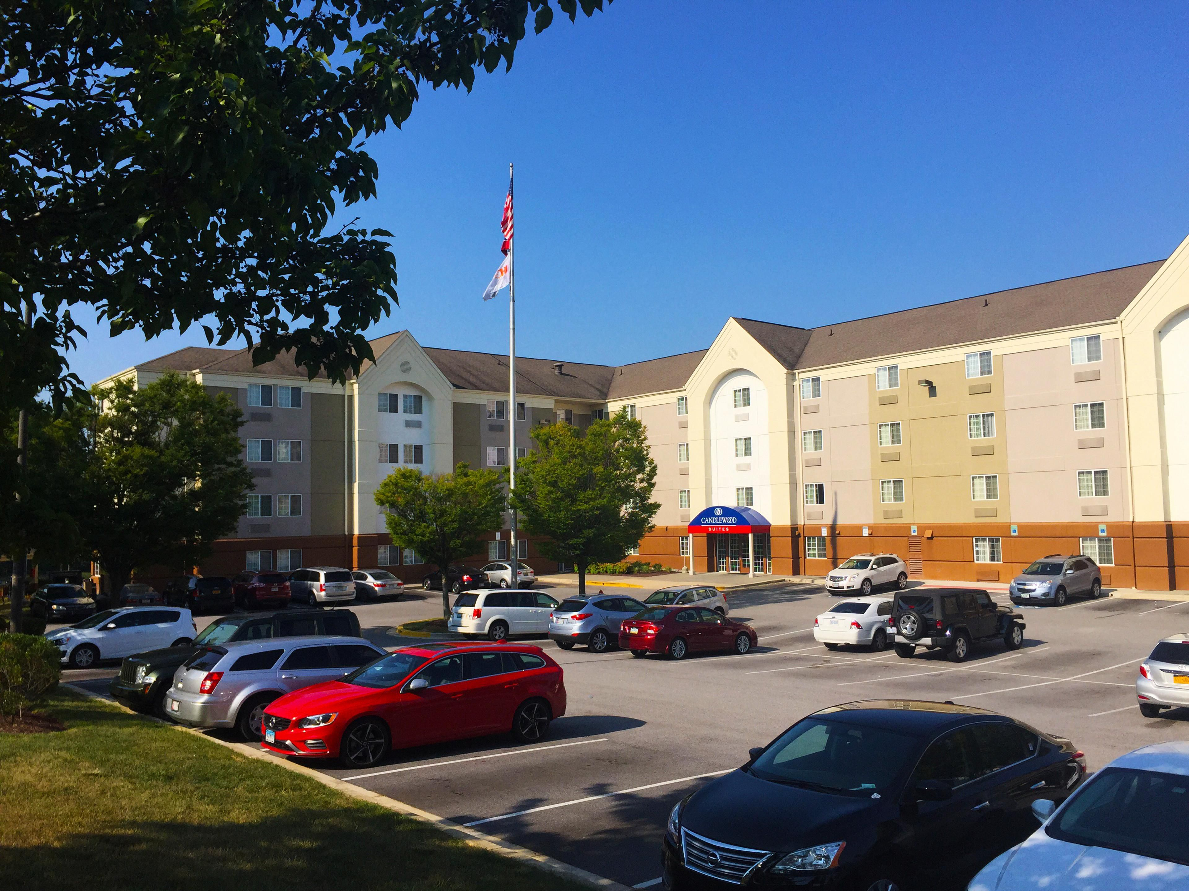 Hotels At Bwi Airport Maryland