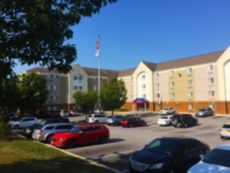 Candlewood Suites Baltimore-BWI Airport in Linthicum, Maryland
