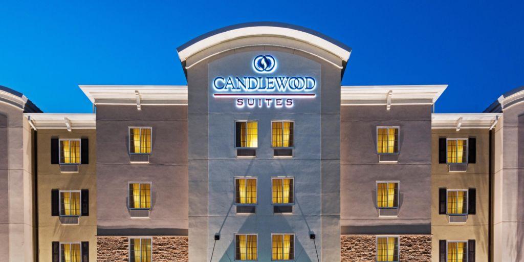 Candlewood Suites Longmont Colorado