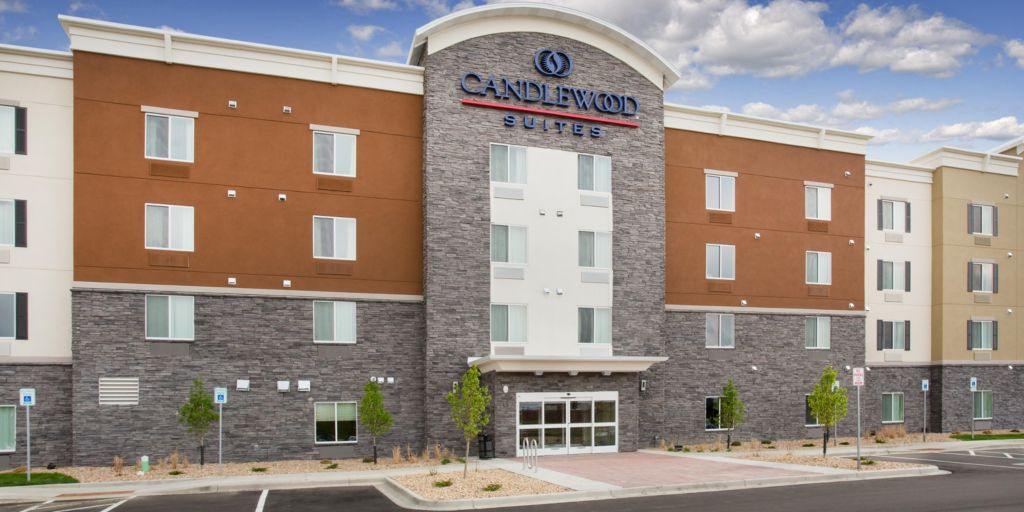 Hotel In Longmont Colorado Candlewood Suites Extended Stay