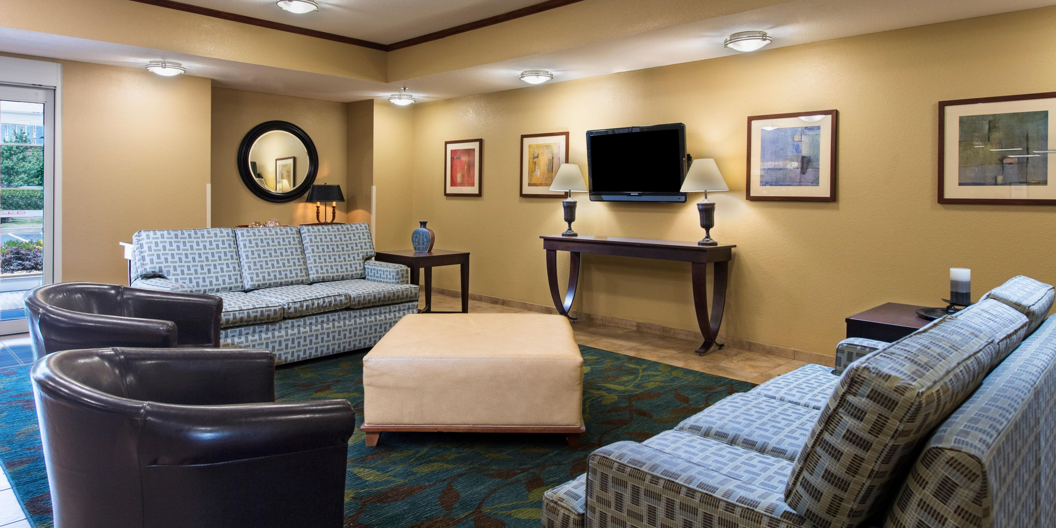 Macon Hotels: Candlewood Suites Macon   Extended Stay Hotel In Macon,  Georgia