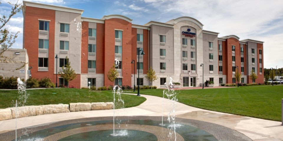 Manhattan Hotels Candlewood Suites Extended Stay