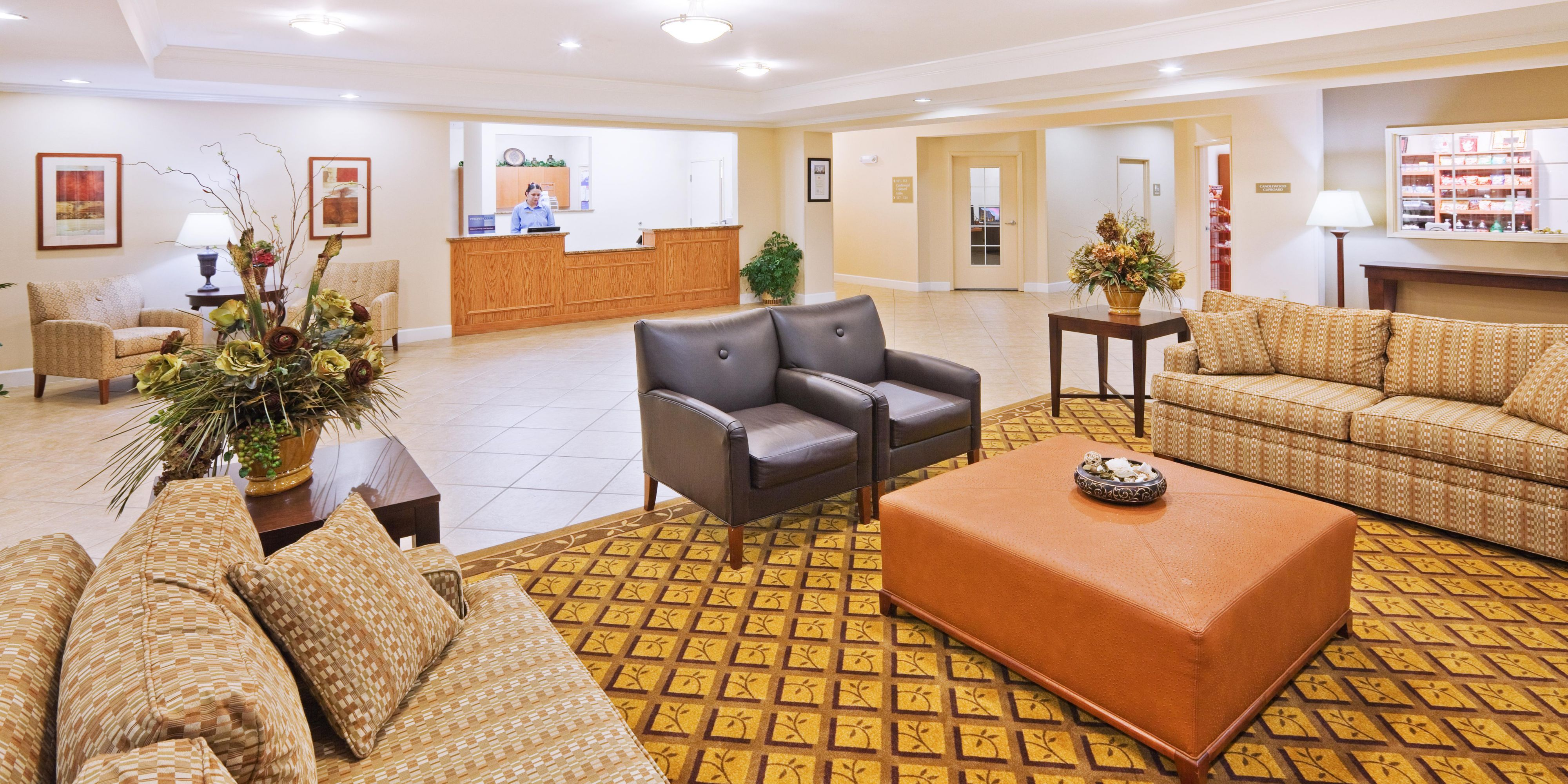 Mcalester Hotels: Candlewood Suites Mcalester   Extended Stay Hotel In  Mcalester, Oklahoma