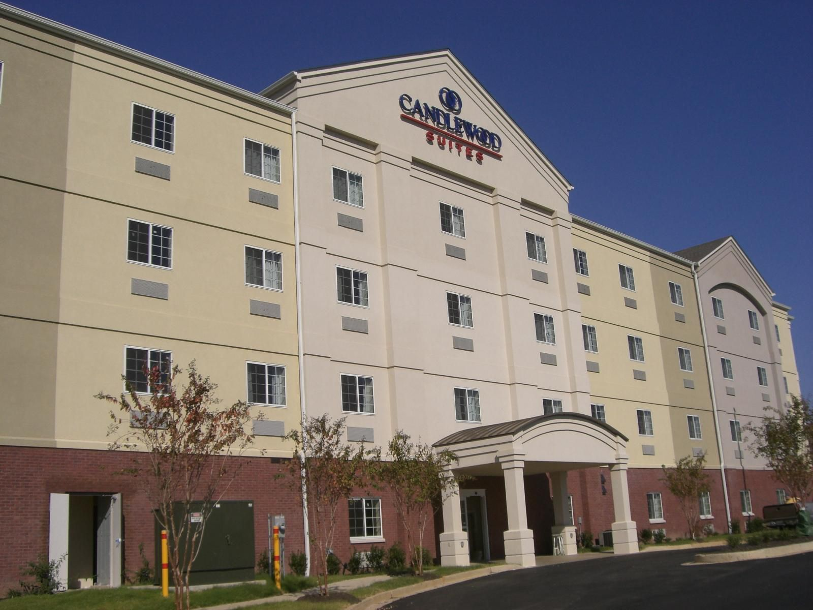 Memphis Hotels Candlewood Suites Extended Stay Hotel In Tennessee