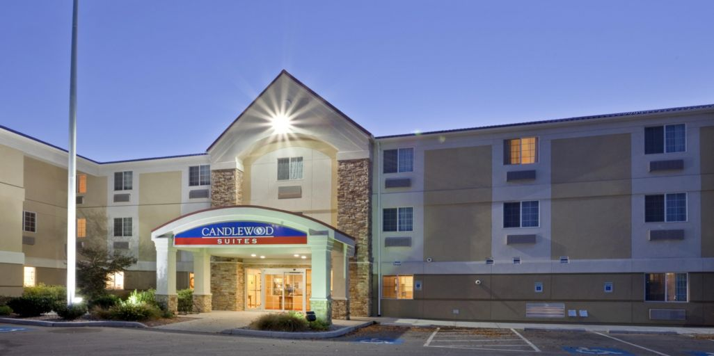 Front Desk Great Location In Boise Idaho 1626 Candlewood Suites Meridian Exterior