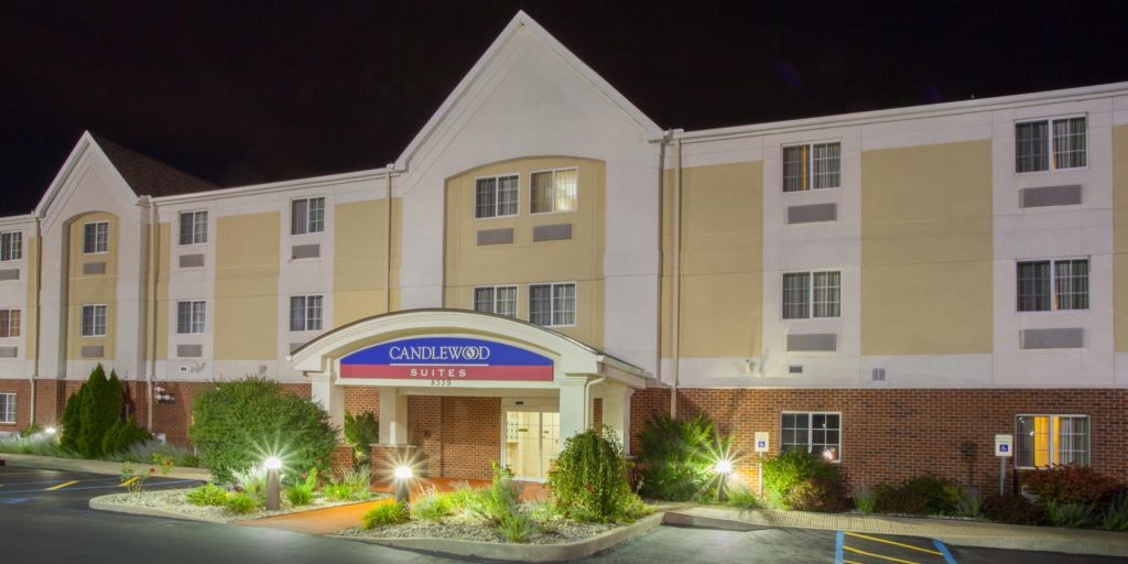 Candlewood Suites Near Southlake Mall Welcome To The Merrillville In Your Home Away From