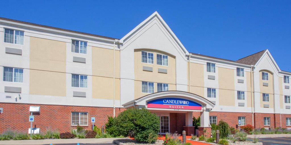 Merrillville Hotels Candlewood Suites Extended Stay Hotel In Indiana