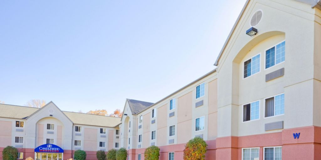 Hotel Exterior Ihg Reward In Parsippany Morris Plains New Jersey