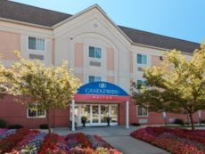 Candlewood Suites Nanuet-Rockland County in Jersey City, New Jersey