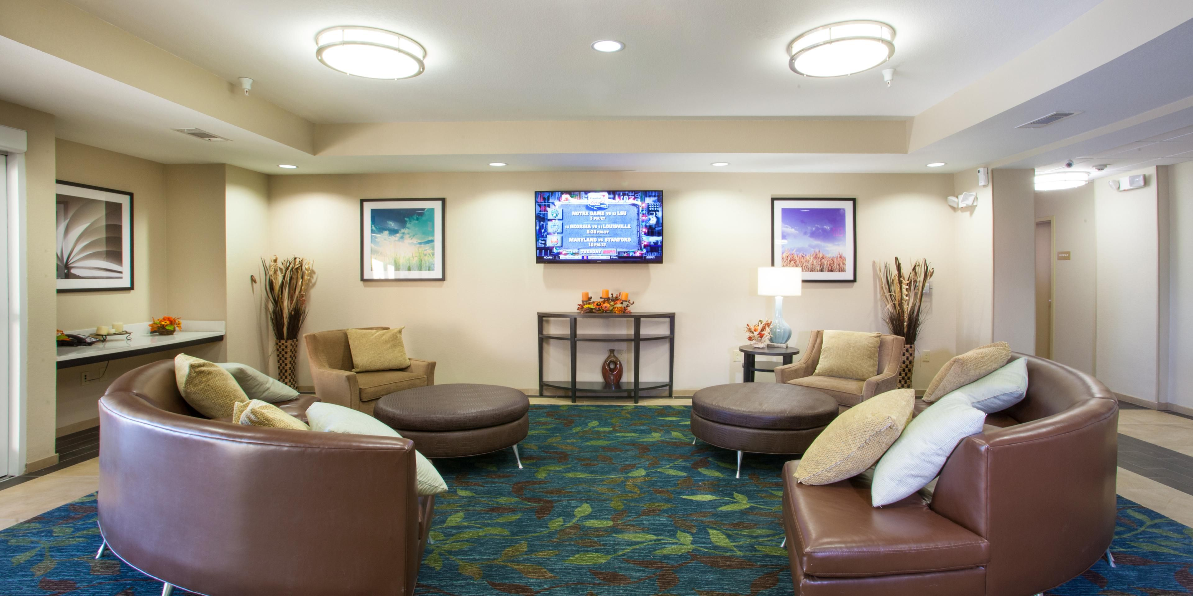 New Braunfels Hotels: Candlewood Suites New Braunfels   Extended Stay Hotel  In New Braunfels, Texas