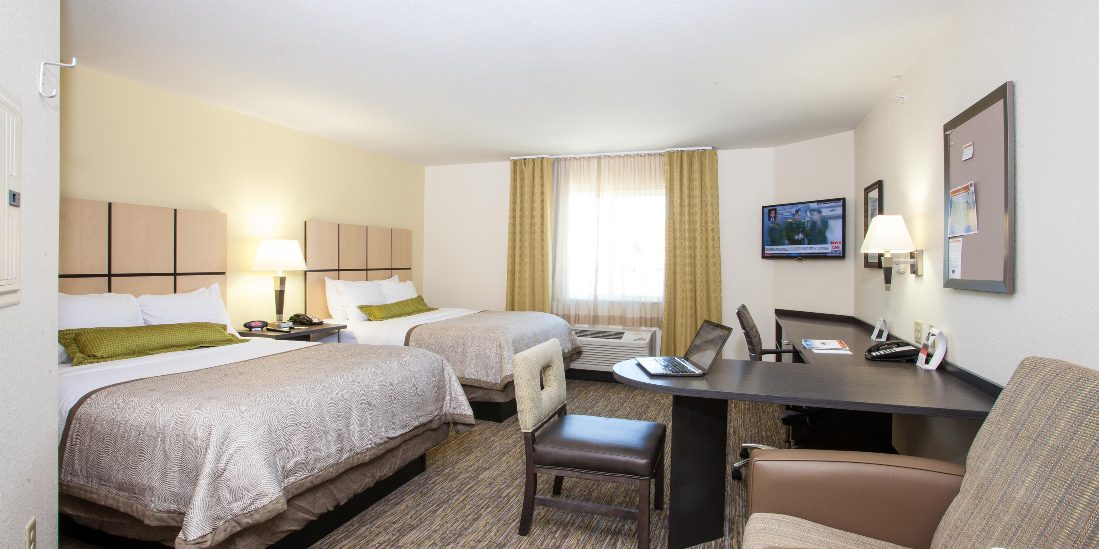 Candlewood Suites New Braunfels   Room Pictures U0026 Amenities