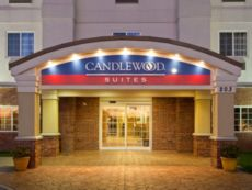 Candlewood Suites Bloomington-Normal in Le Roy, Illinois