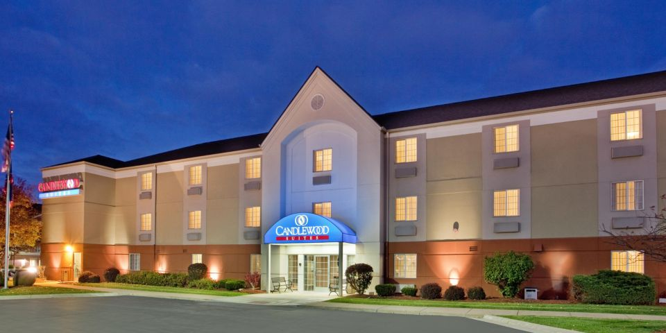 Welcome To Candlewood Suites Rockford