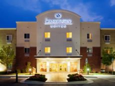 Candlewood Suites Rocky Mount in Wilson, North Carolina